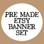 Etsy Shop Banner Ideas