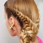 Cool Hairstyles For Any Crafters' Event