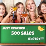 How To Get 500 Etsy Sales In 3 Months – 5 Tips That Really Works!