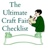 The Ultimate Craft Fair Checklist