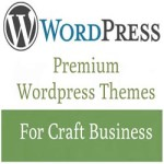 Premium WordPress Themes For Craft Business