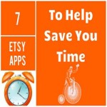 7 Etsy Apps To Help Save You Time