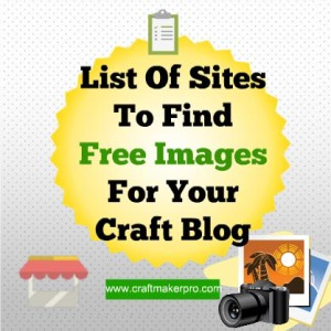 List-Of-Sites-To-Find-Free-Images-For-Your-Craft-Blog