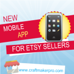 New Mobile App For Etsy Sellers