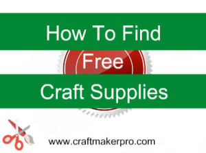 How-To-Find-Free-Craft-Supplies