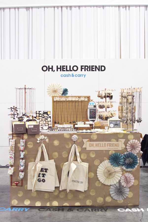 Merveilleux A Simple But Lovely Hand Painted Craft Show Table Cloth Display From Oh,  Hello Friend