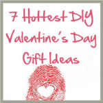 7 Hottest DIY Valentine's Day Gift Ideas