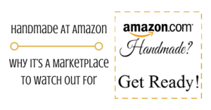 Handmade At Amazon – Why It's A Marketplace To Watch Out For