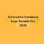 4 Creative Business Logo Trends For 2017