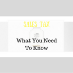 How To Easily Handle Sales Tax