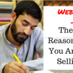 Webinar – The # 1 Reason Why You Are Not Selling