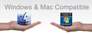 Mac and Windows Compatible
