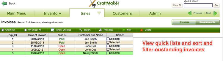 handmade pricing  u0026 inventory made simple