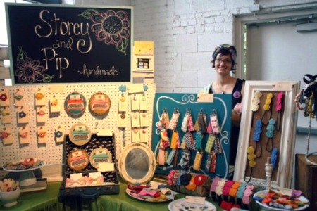 craft show display ideas cool examples and tips craft maker pro